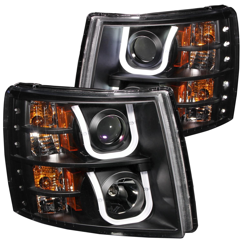 Anzo USA 111281 Projector Headlight Set