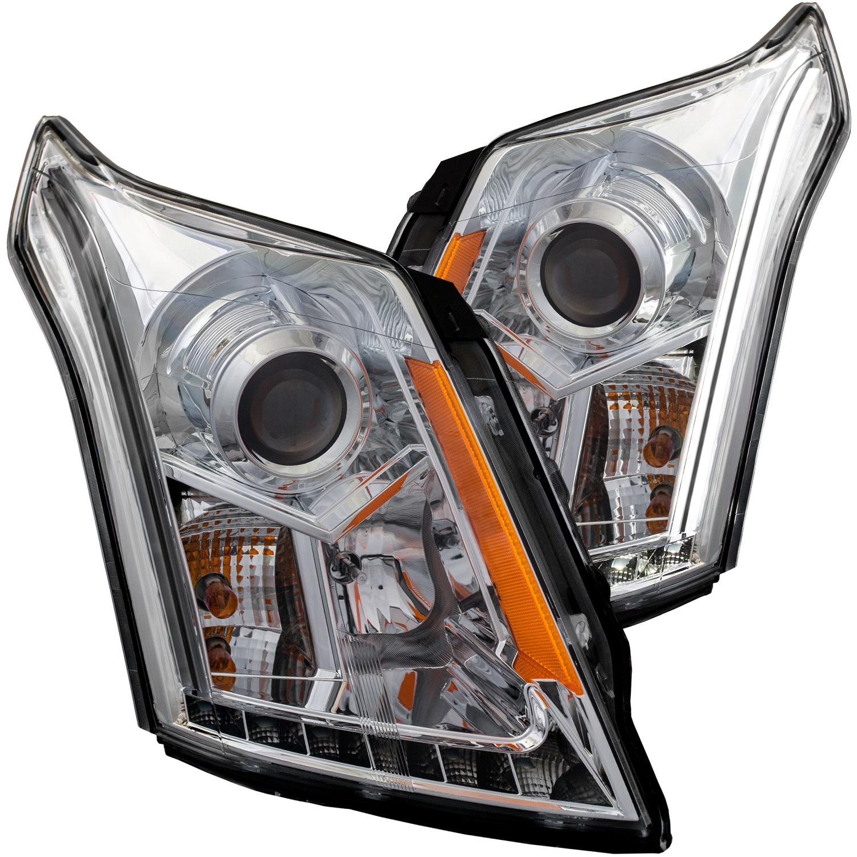 Anzo USA 111307 Projector Headlight Set Fits 10-15 SRX