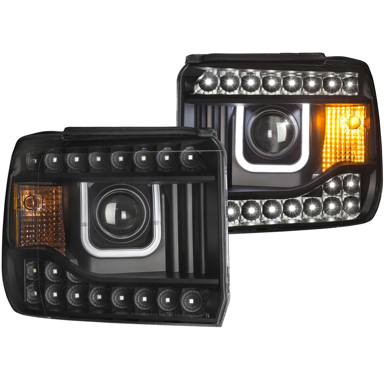 Anzo USA 111316 Projector Headlight Set
