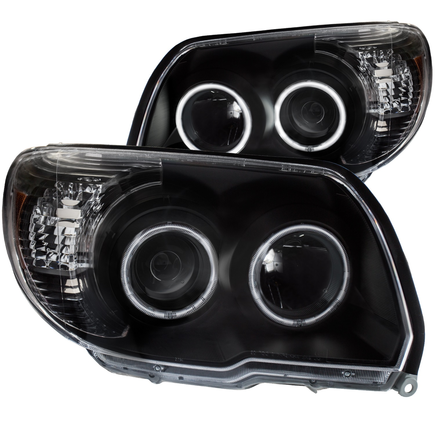 Anzo USA 111320 Projector Headlight Set Fits 06-09 4Runner