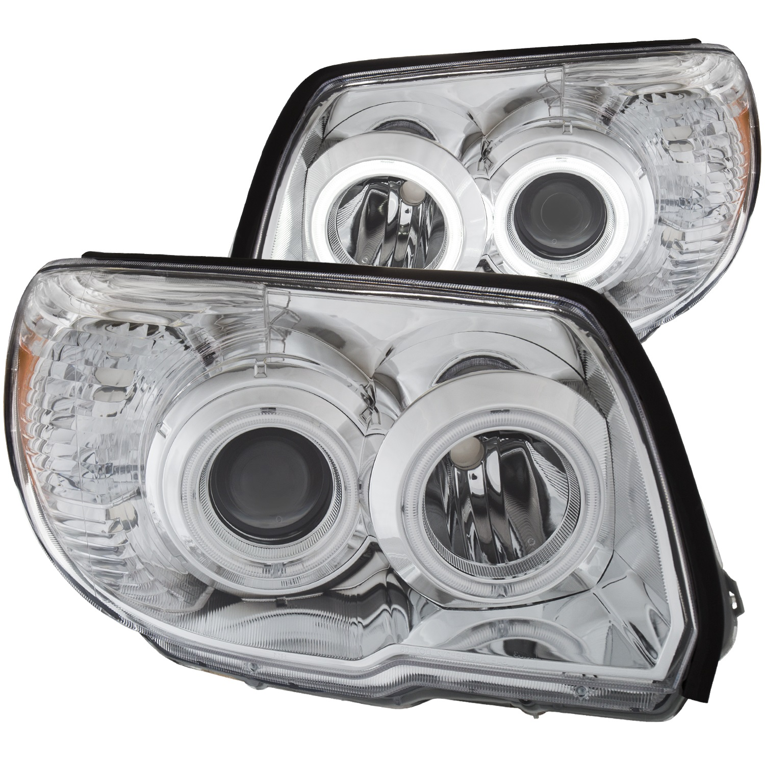 Anzo USA 111321 Projector Headlight Set Fits 06-09 4Runner