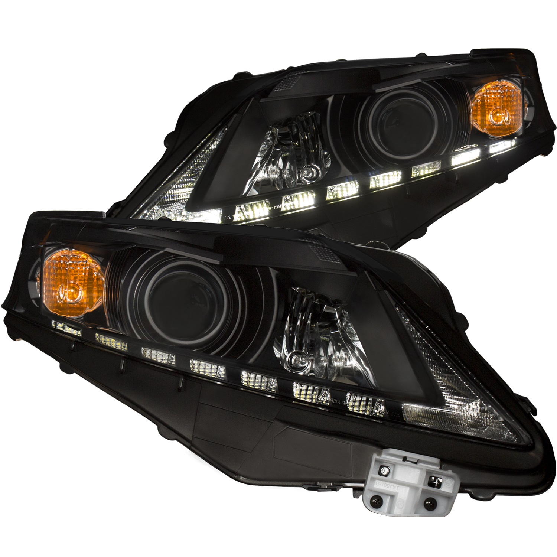 Anzo USA 111322 Projector Headlight Set Fits 10-12 RX350