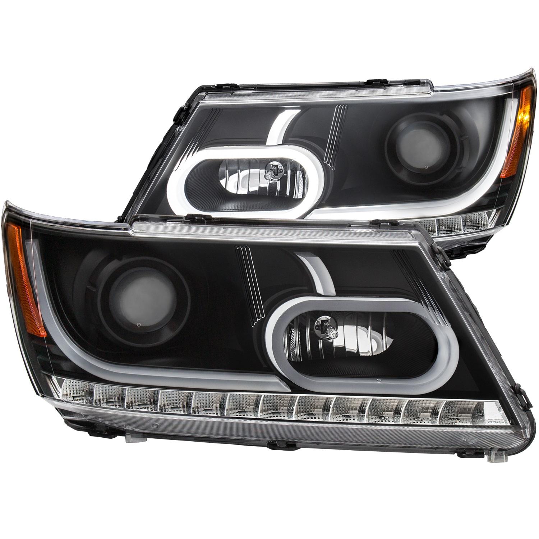 Anzo USA 111334 Projector Headlight Set Fits 09-14 Journey