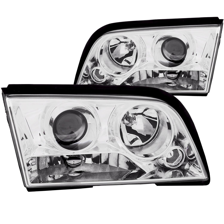 Anzo USA 121158 Projector Headlight Set Fits C220 C230 C280 C36 AMG C43 AMG