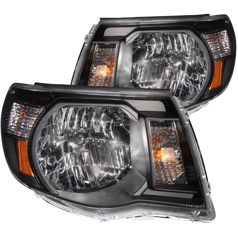 Anzo USA 121191 Crystal Headlight Set Fits 05-11 Tacoma