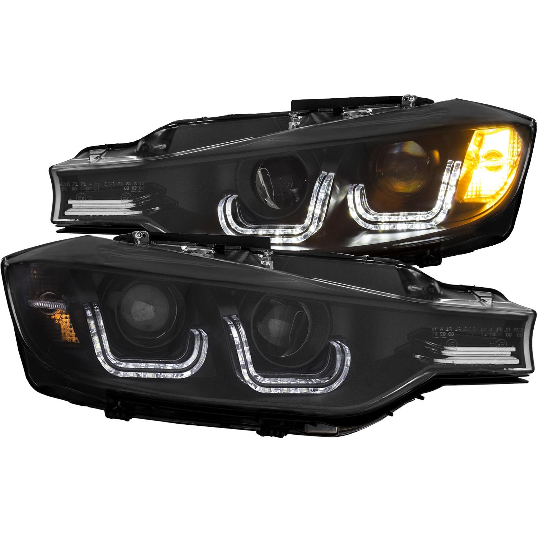 Anzo USA 121504 Projector Headlight Set