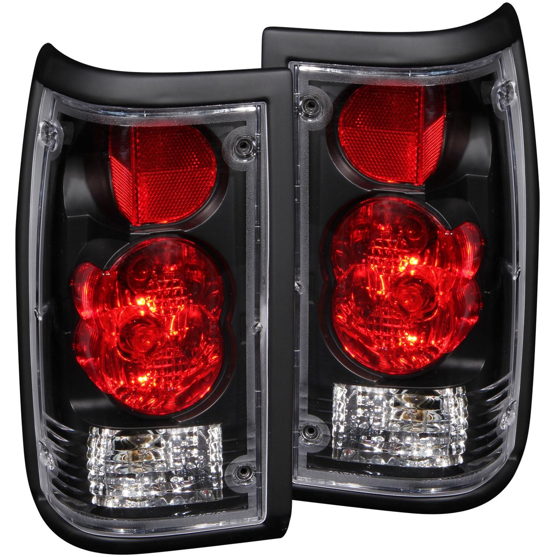 Anzo USA 211113 Tail Light Assembly Fits 86-93 B2000 B2200 B2600