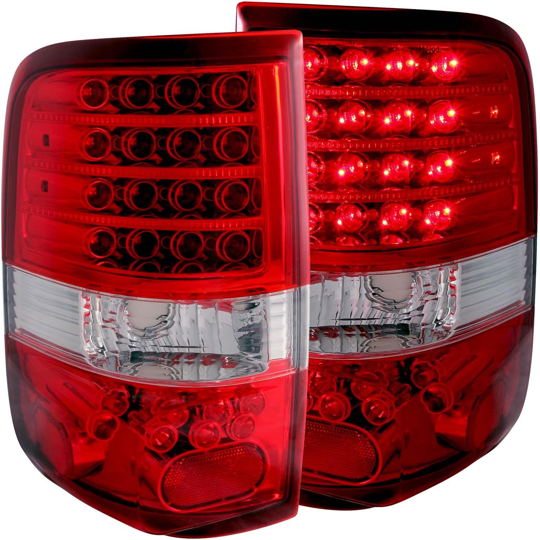 Anzo USA 311022 Tail Light Assembly Fits 04-08 F-150