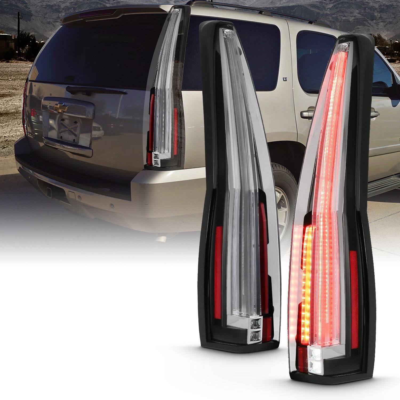Anzo USA 311297 Tail Light Assembly Fits Suburban 1500 Suburban 2500 Tahoe Yukon