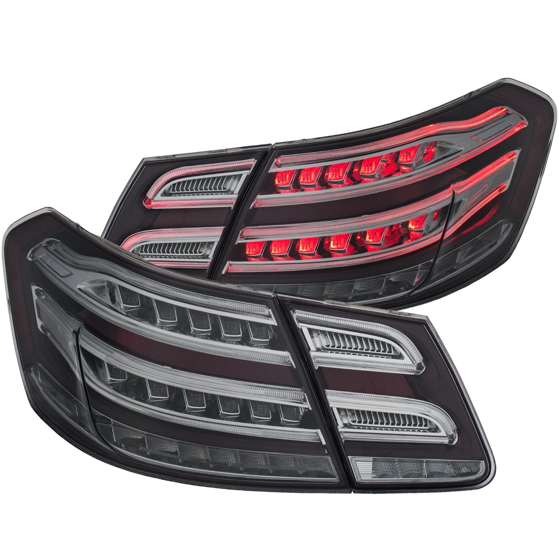 Anzo USA 321329 Tail Light Assembly Fits 10-14 E300 E350 E400 E550 E63 AMG