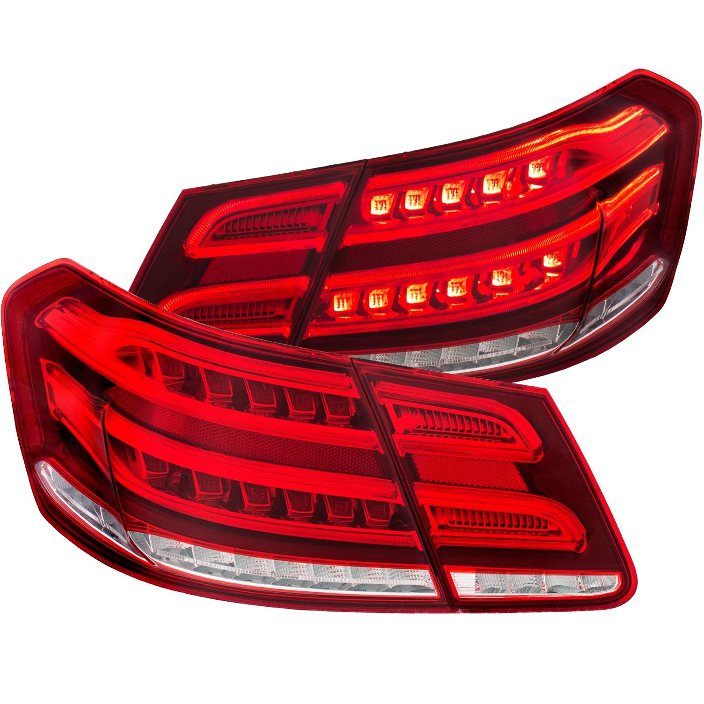 Anzo USA 321331 Tail Light Assembly Fits 10-14 E300 E350 E400 E550 E63 AMG