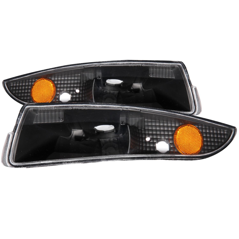 Anzo USA 511045 Euro Parking Lights Fits 93-02 Camaro