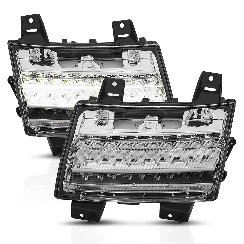 Anzo USA 511083 Side Marker Light Assembly Fits 18-19 Wrangler (JL)