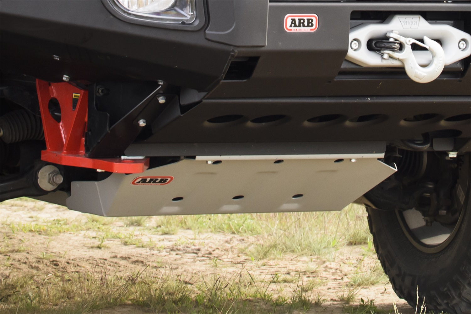 ARB 4x4 Accessories 5448110 Under Vehicle Protection Kit