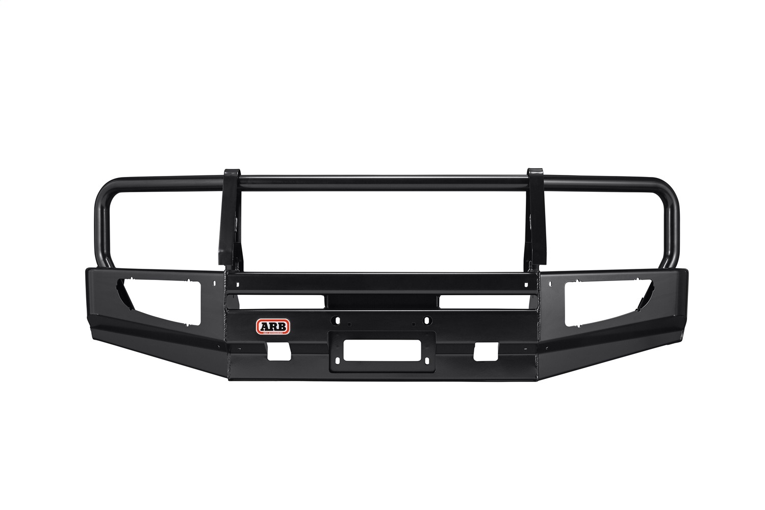 ARB 4x4 Accessories 3421530 Front Deluxe Bull Bar Winch Mount Bumper