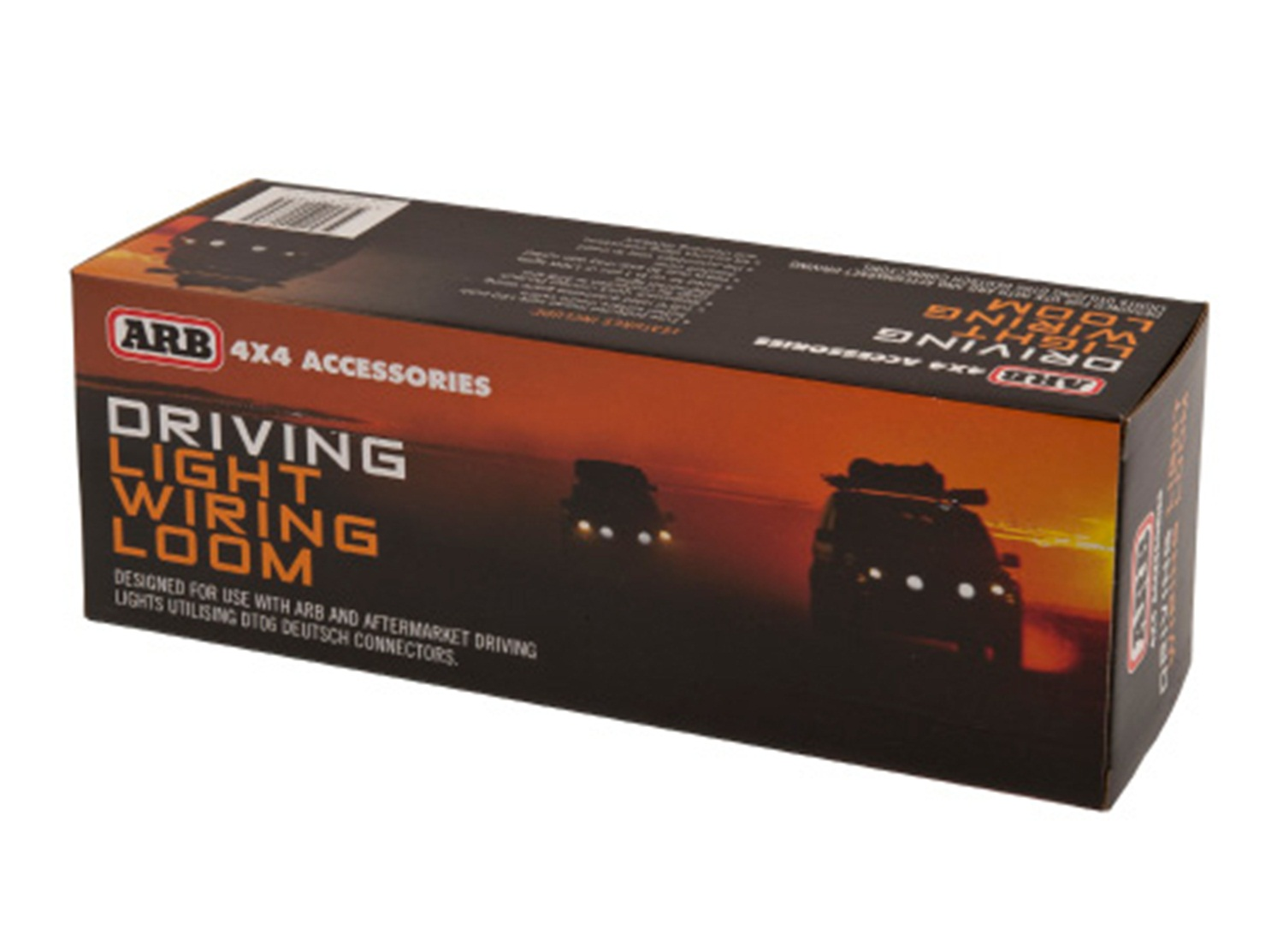 ARB 4x4 Accessories 3500520 Intensity Driving LED Wiring Loom