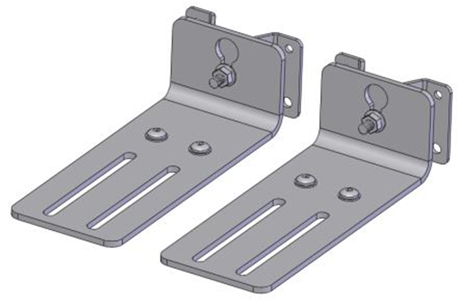 ARB, USA 813405 Awning Quick Release Bracket Kit