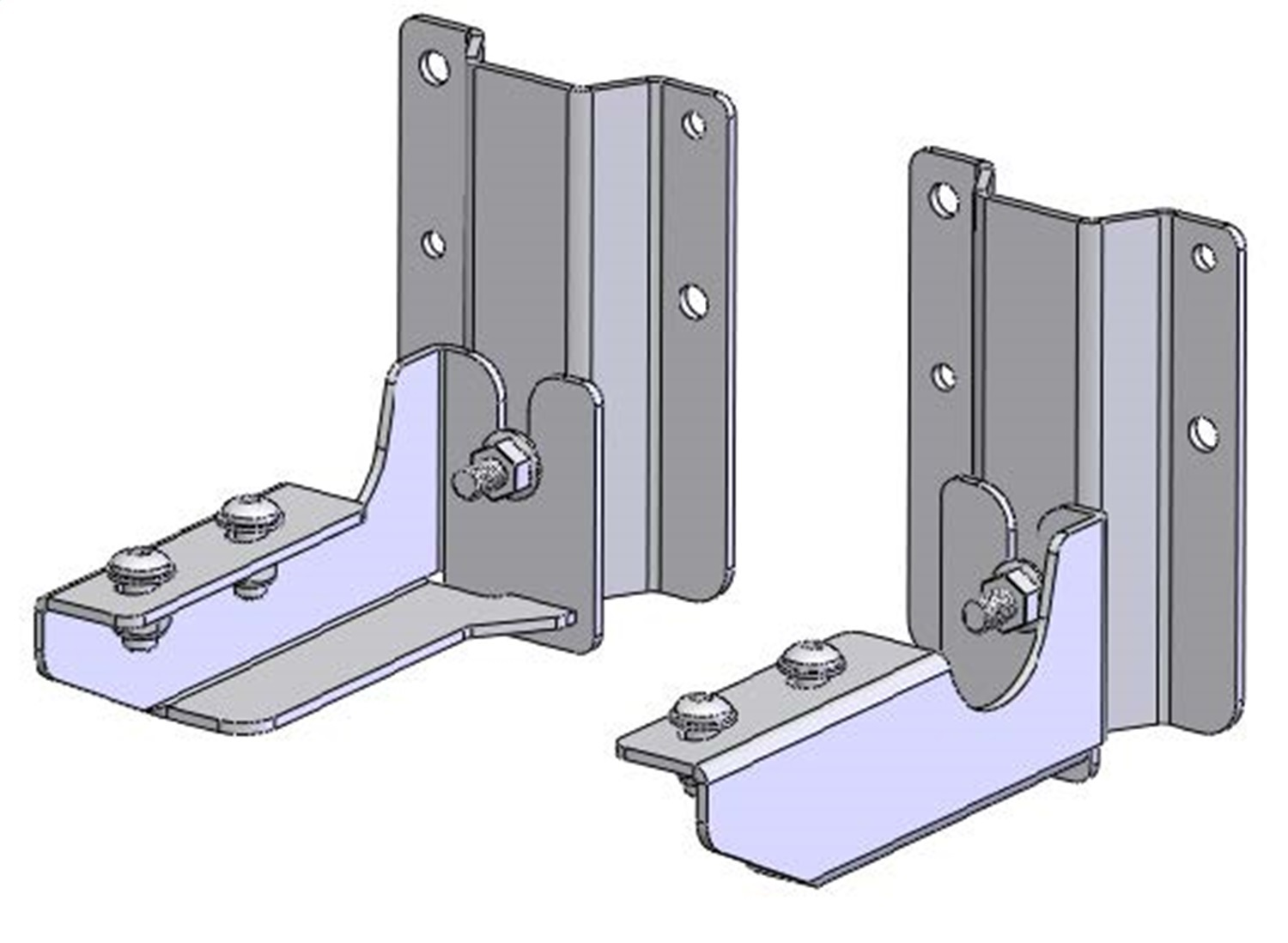 ARB, USA 813408 Awning Quick Release Bracket Kit