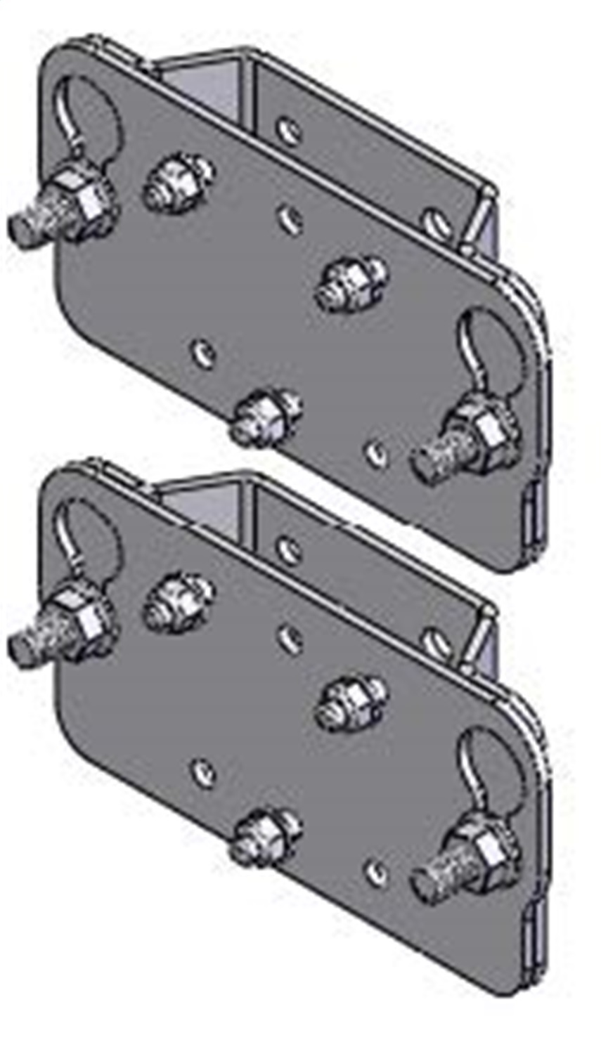 ARB, USA 813409 Awning Quick Release Bracket Kit