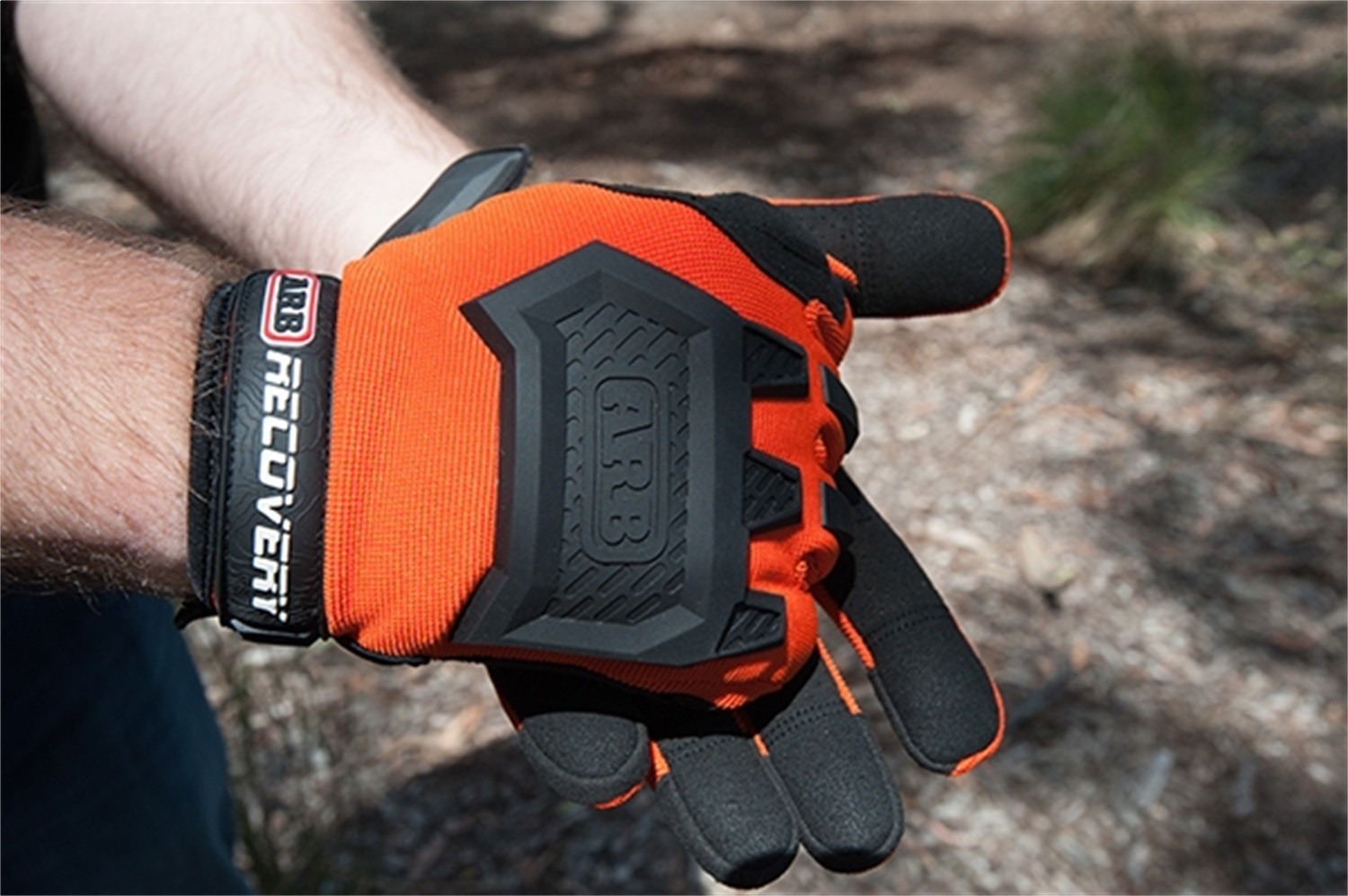 ARB 4x4 Accessories GLOVEMX ARB Recovery Gloves