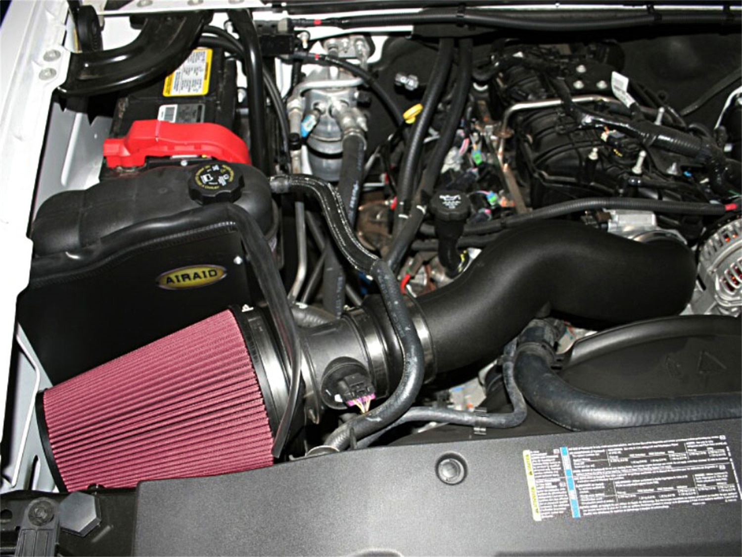 Airaid 201-225 SynthaMax Dry Filter Intake System