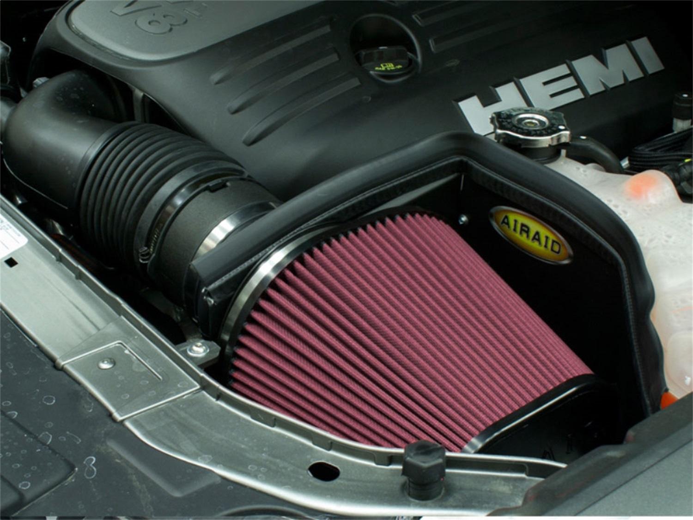 Airaid 11-18 Dodge Chrysler Charger Challenger 300 CAD Intake 3.6L 5.7L 6.4L BLK