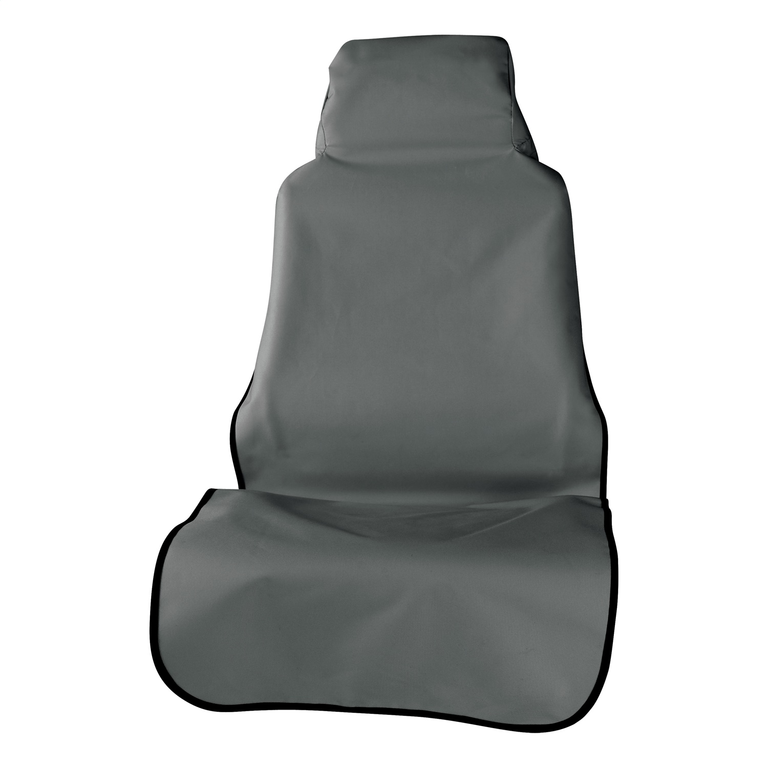 Seat Defender Seat Cover, Grey, Front, Bucket Seat
