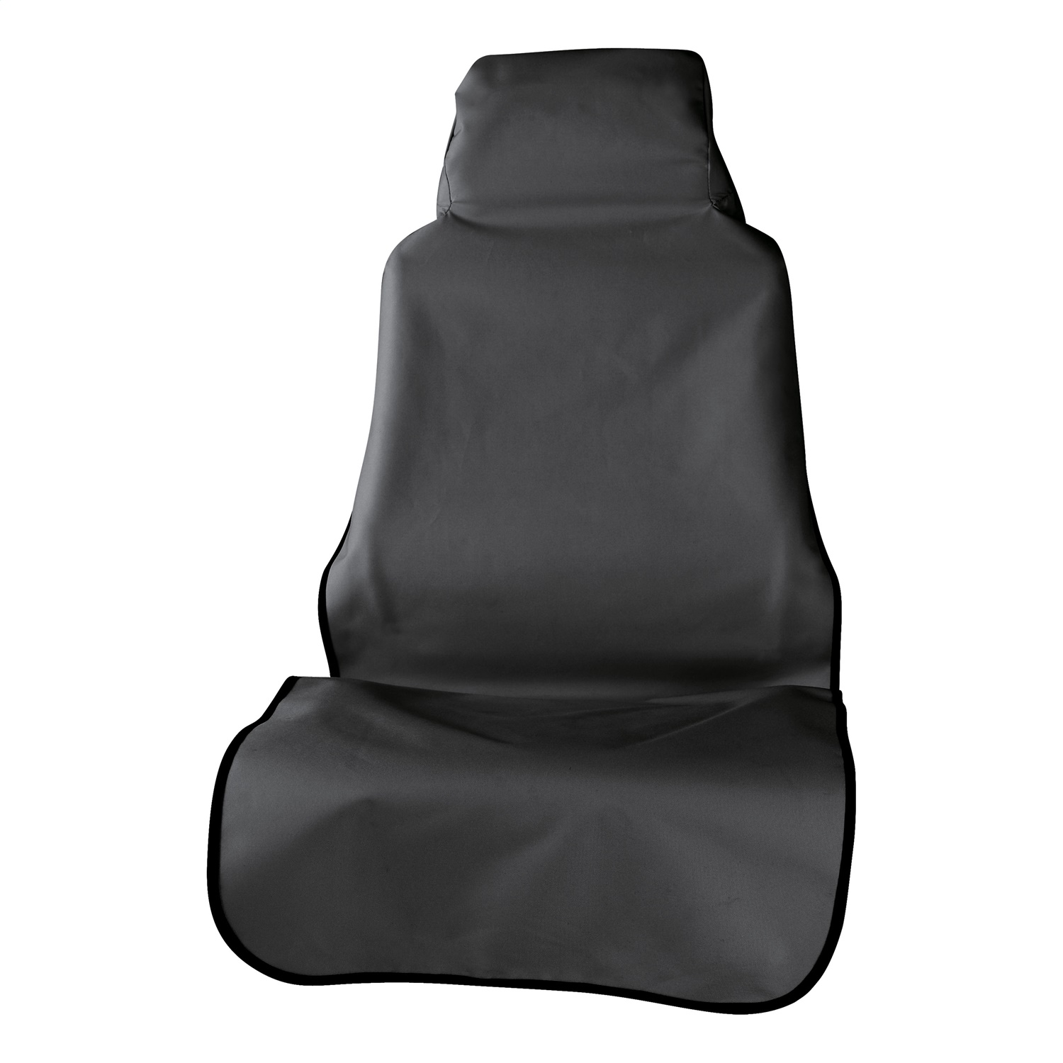 Seat Defender Seat Cover, Black, Front, Bucket Seat