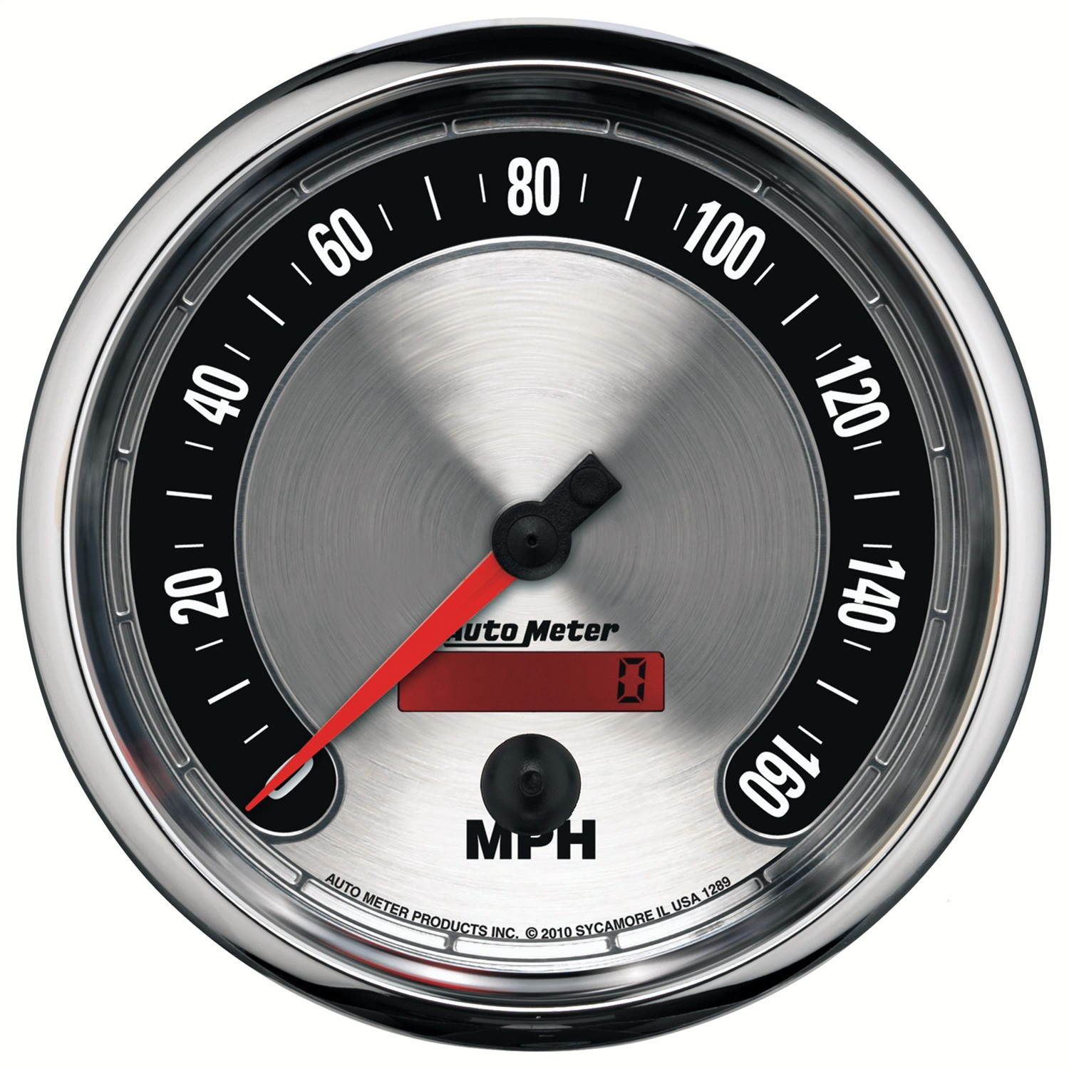 AutoMeter 1289 American Muscle Speedometer