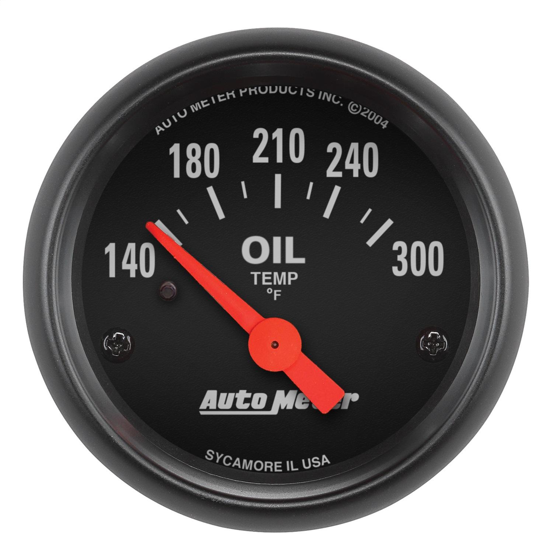 Auto Meter 4447 Ultra-Lite Electric Oil Temperature Gauge