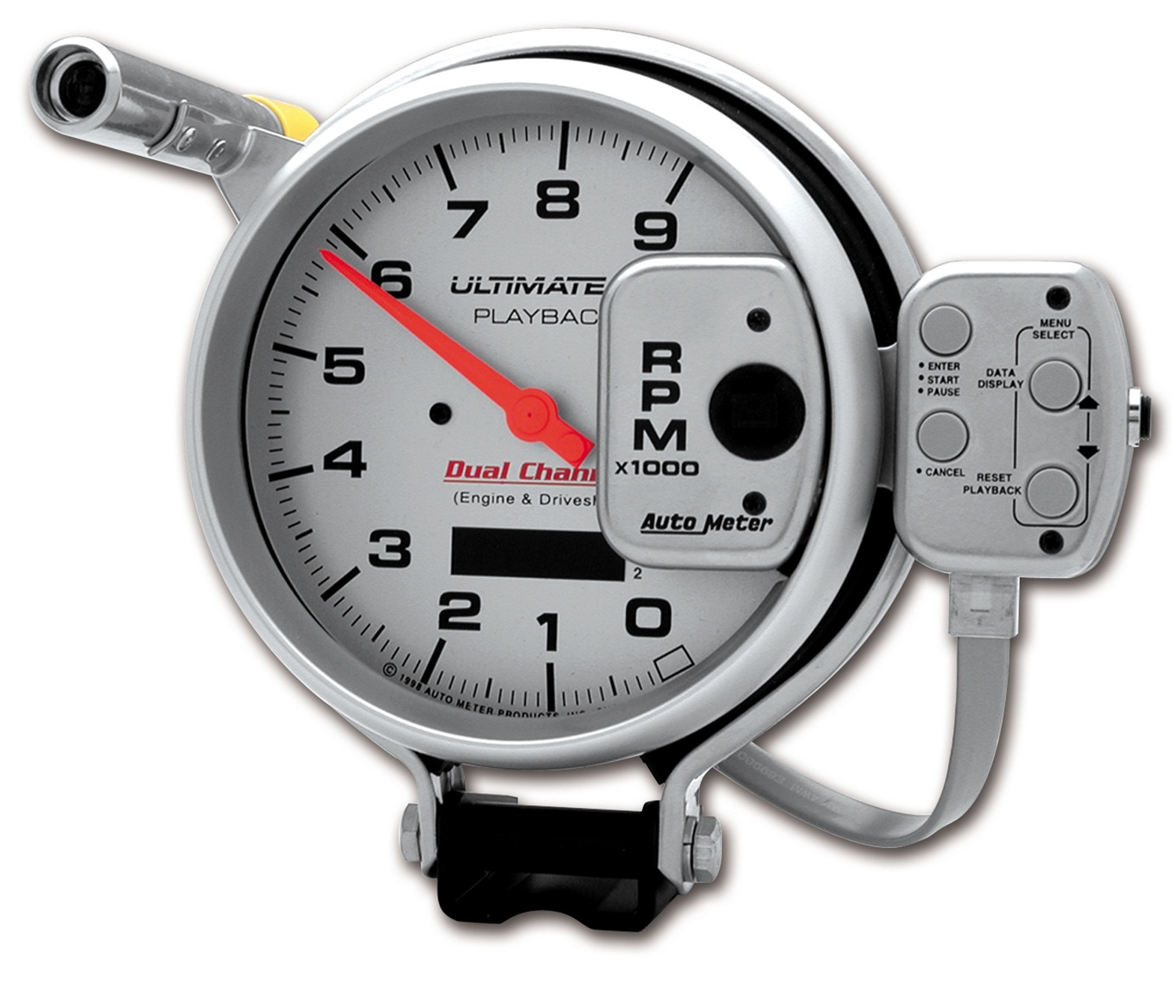 Auto Gage Tach Wiring Great Design Of Diagram Sunpro Super Gauges Proform Tachometer Vdo Autogage