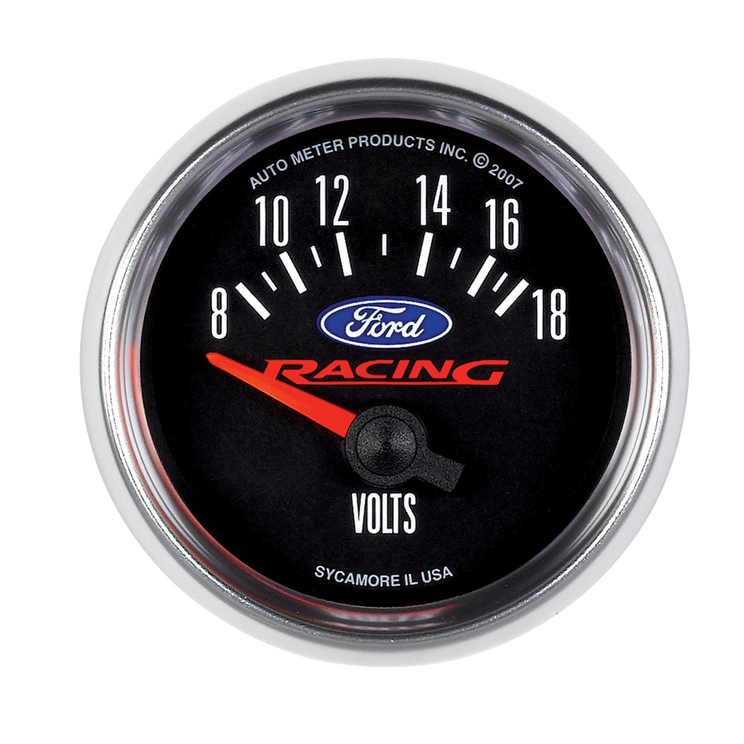 Auto Meter 880444 GM Series Electric Voltmeter Gauge