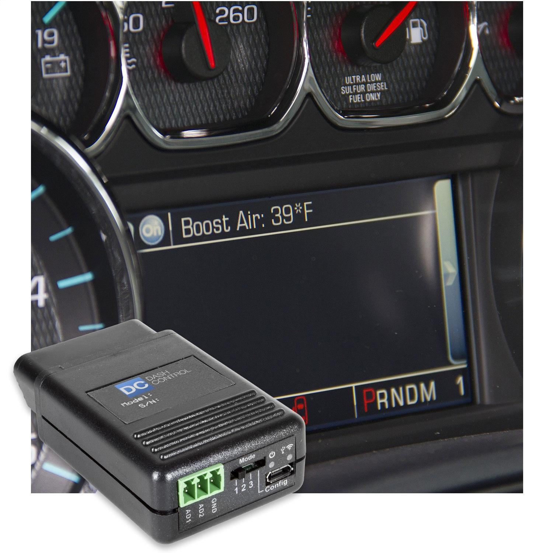 Auto Meter DL1040U DashControl Grey OBDII Display Controller