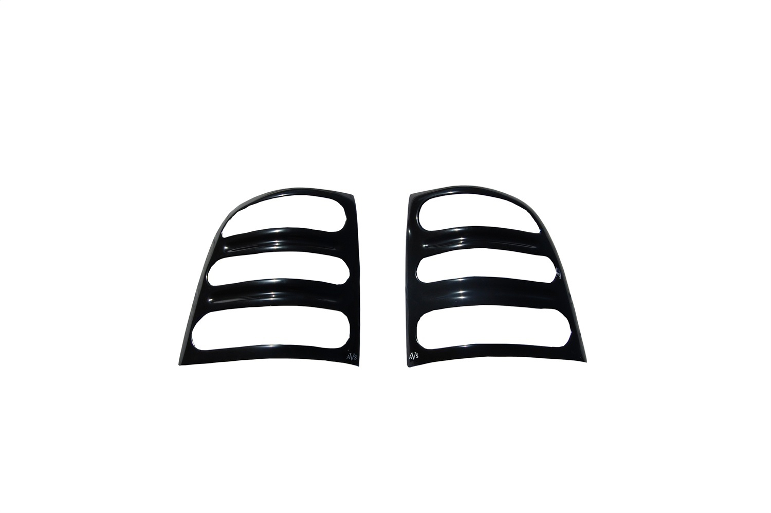 Auto Ventshade 36959 Slots Taillight Covers Fits Bravada S10 Blazer S15 Jimmy