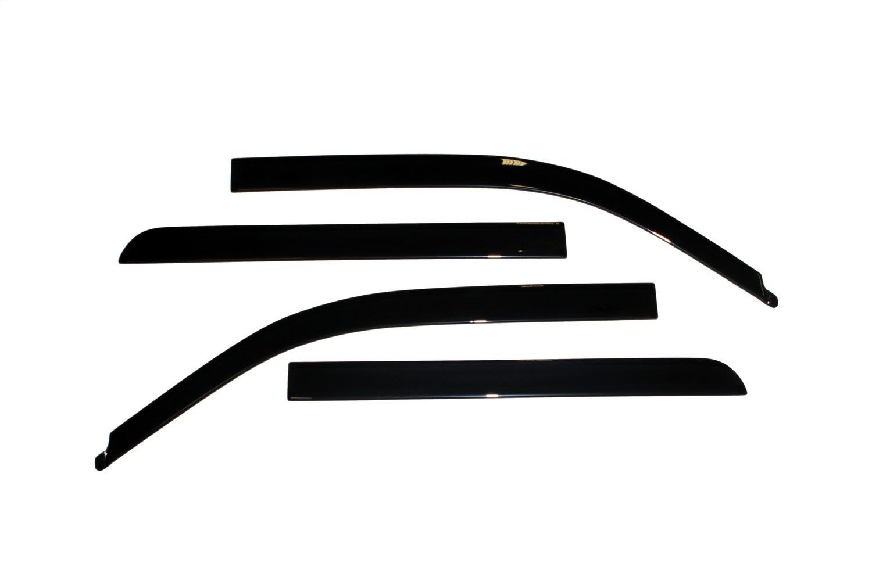 Auto Ventshade 894011 Ventvisor Low Profile Deflector 4 Pc