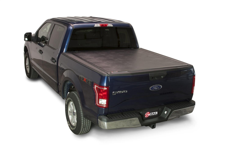 BAK Industries 1162327 BAKFlip VP Vinyl Series Hard Folding Truck Bed Cover