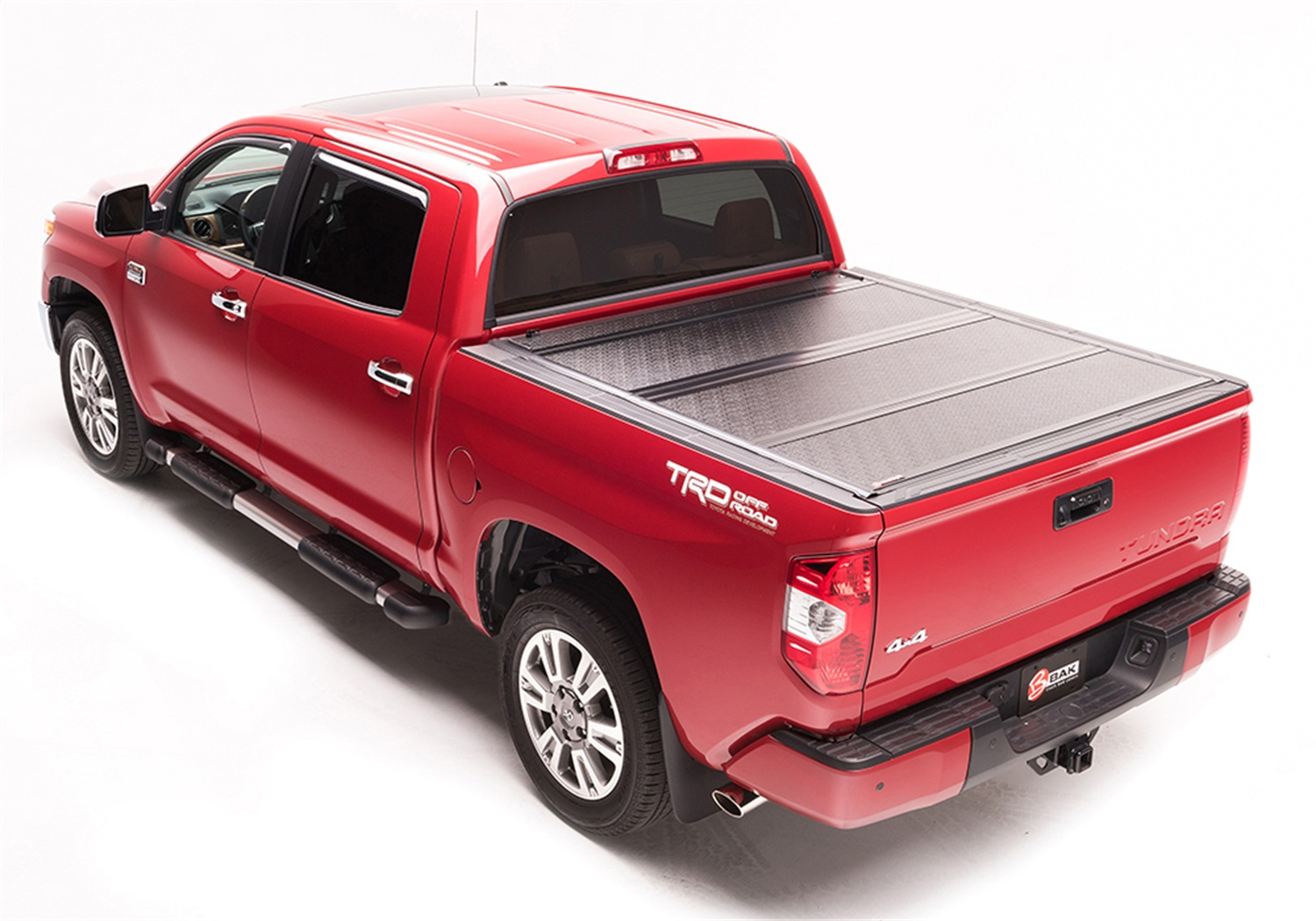 BAK Industries 226409 BAKFlip G2 Hard Folding Truck Bed Cover Fits 07-20 Tundra