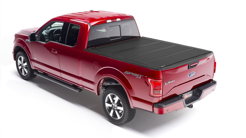 BAK Industries 448309 BAKFlip MX4 Hard Folding Truck Bed Cover