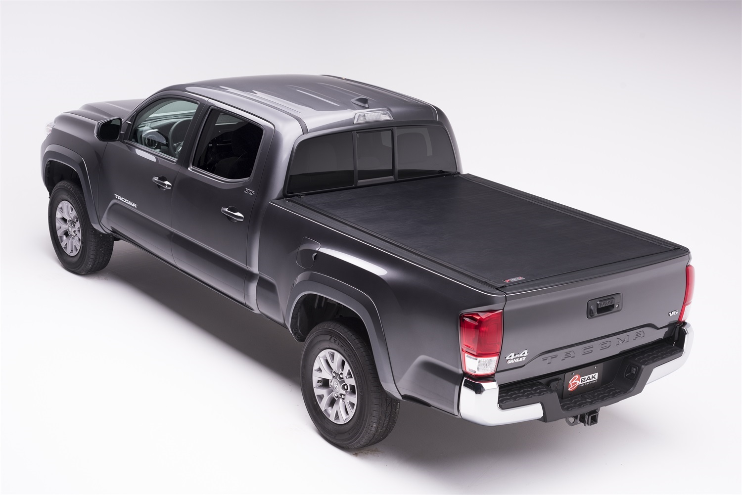 BAK Industries 39426 Revolver X2 Hard Rolling Truck Bed Cover Fits 16-20 Tacoma