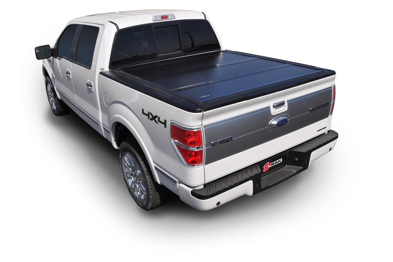 BAK Industries 26331 BAKFlip G2 Hard Folding Truck Bed Cover-8ft bed length only