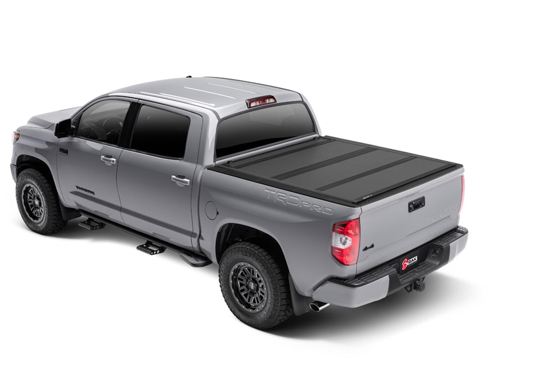 BAK Industries 448409 BAKFlip MX4 Hard Folding Truck Bed Cover Fits 07-21 Tundra