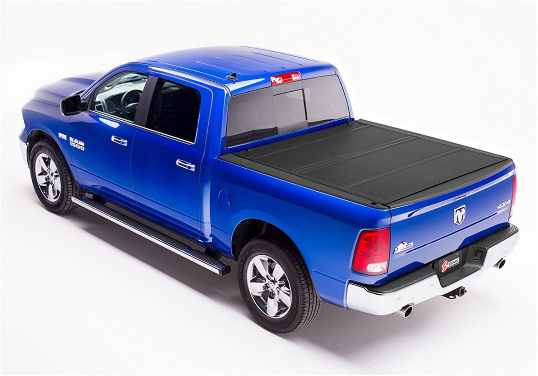 BAK Industries 448207 BAKFlip MX4 Hard Folding Truck Bed Cover