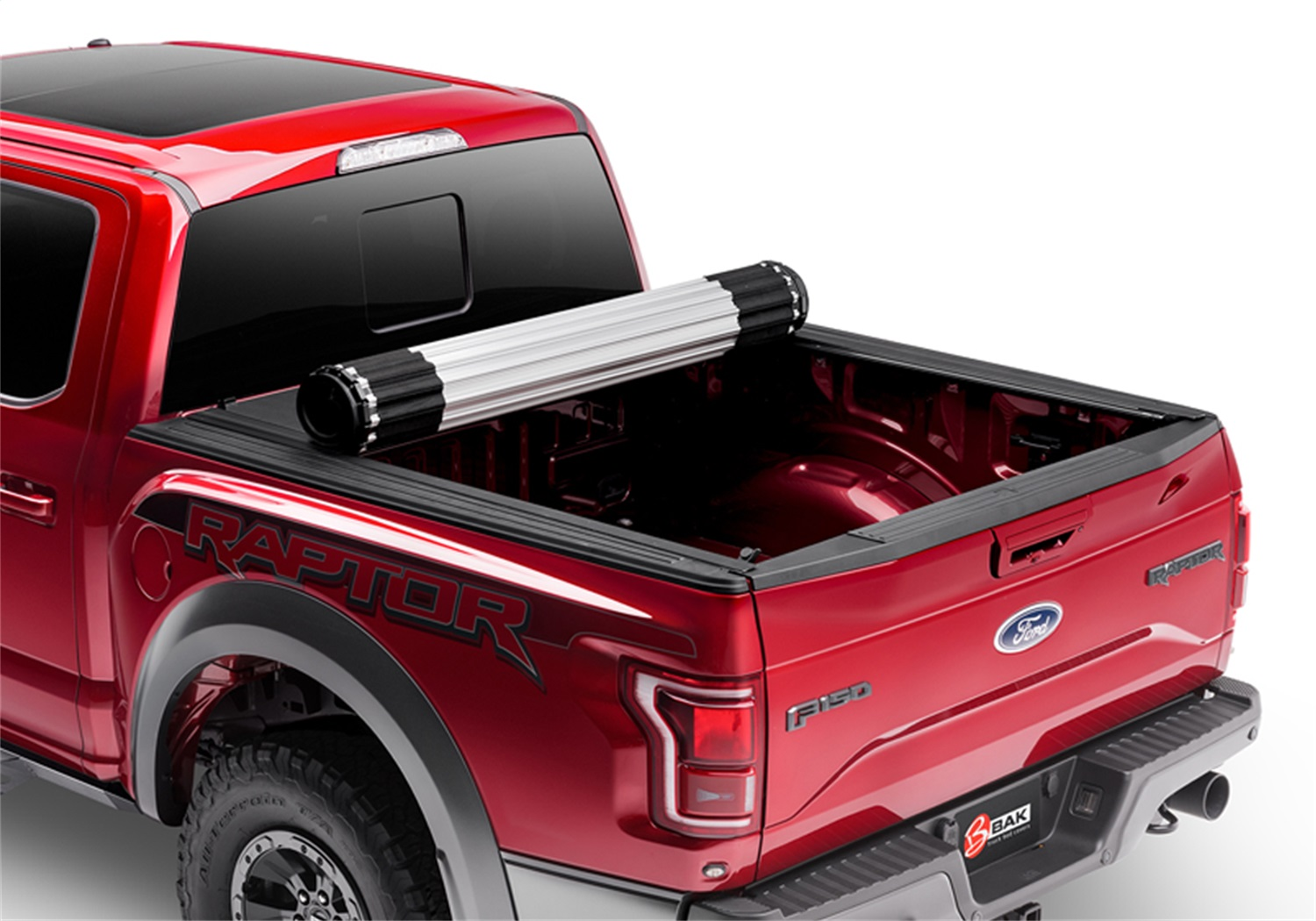 BAK Industries 79602 Revolver X4 Hard Rolling Truck Bed Cover Fits Ridgeline