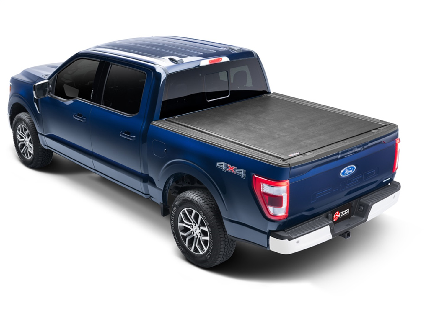 BAK Industries 39331 Revolver X2 Hard Rolling Truck Bed Cover