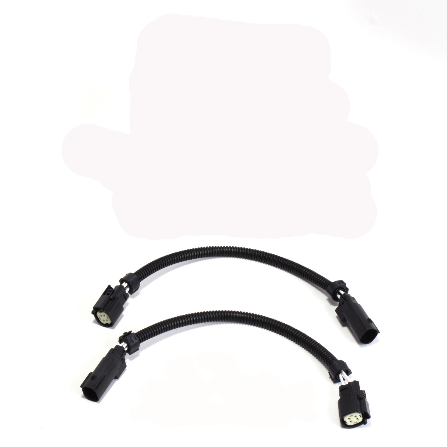 BBK Performance 1121 O2 Sensor Wire Extension Harness Fits 18-20 Mustang