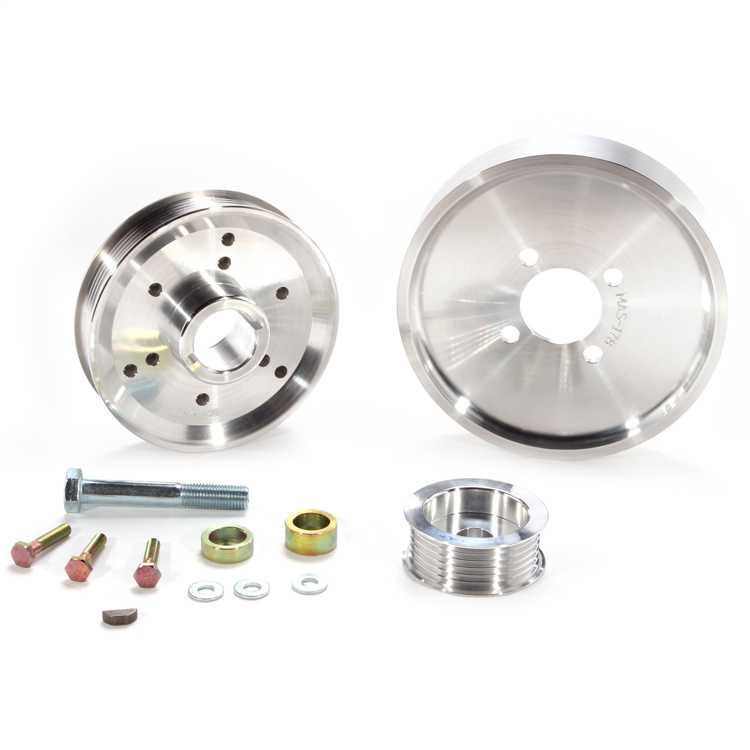 BBK Performance 1559 Power-Plus Series Underdrive Pulley System Fits Mustang