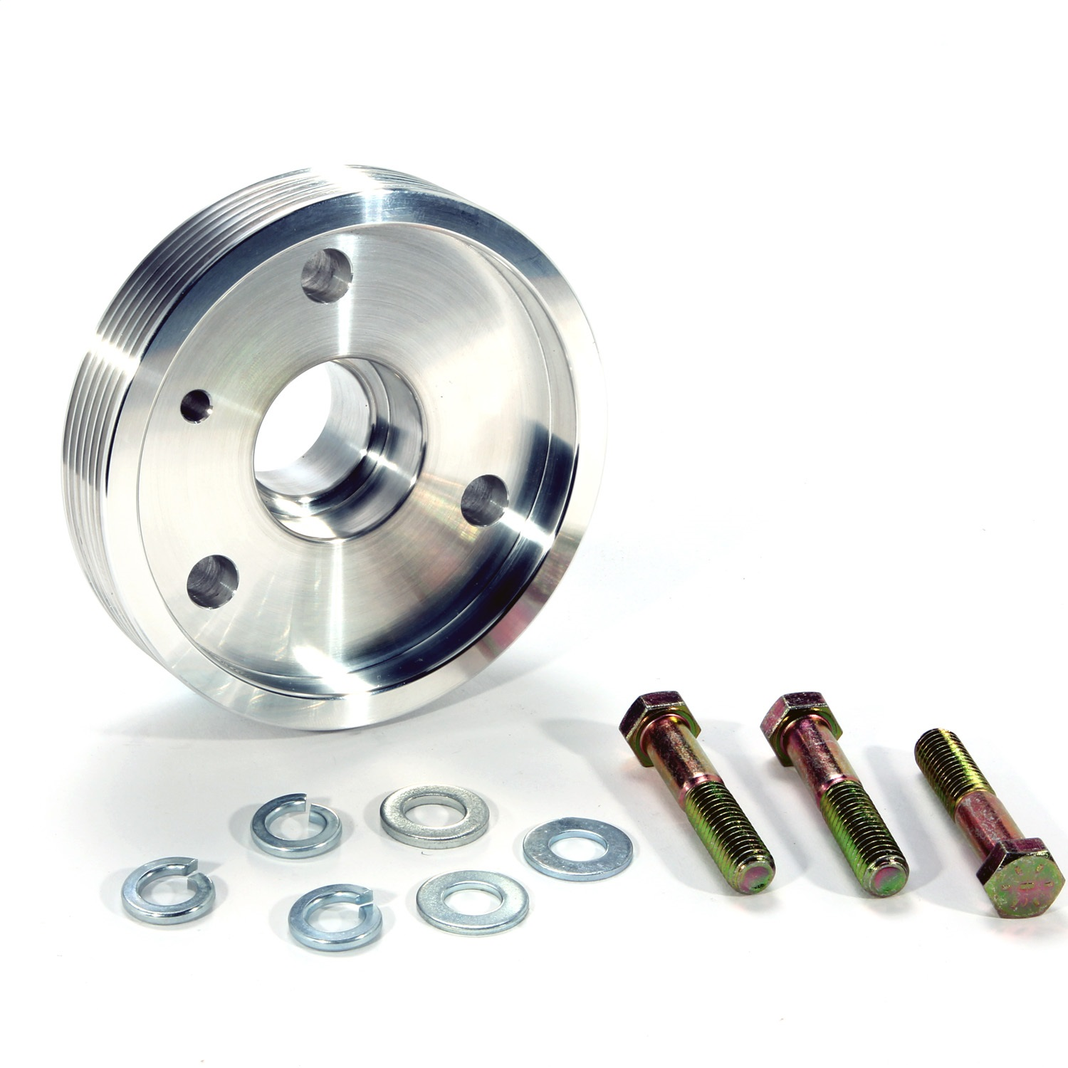BBK Performance 1591 Power-Plus Series Underdrive Crank Pulley