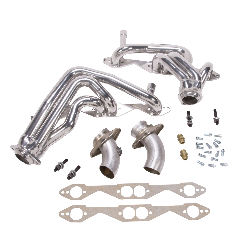 BBK Performance 15950 Shorty Tuned Length Exhaust Header Kit Fits 94-96 Impala