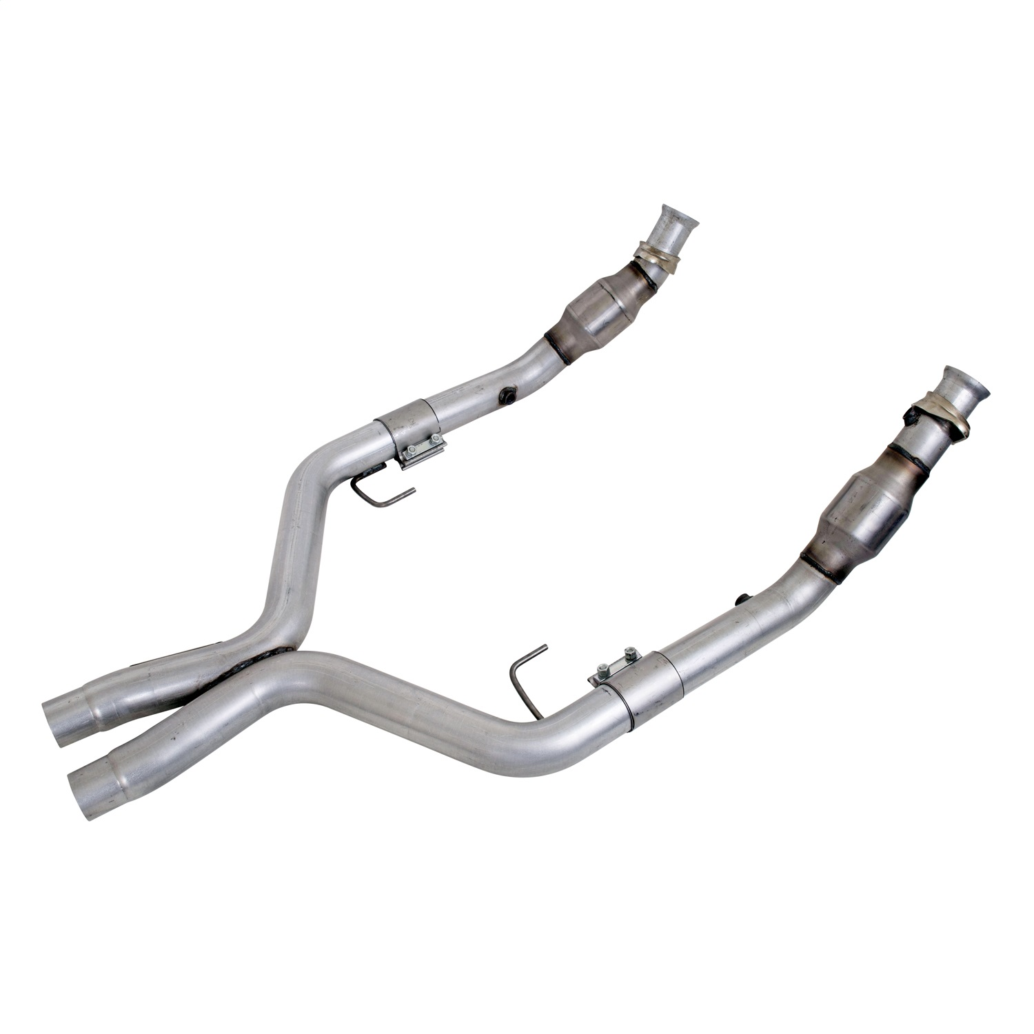 BBK Performance 1770 High-Flow Full X-Pipe Assembly Fits 05-10 Mustang