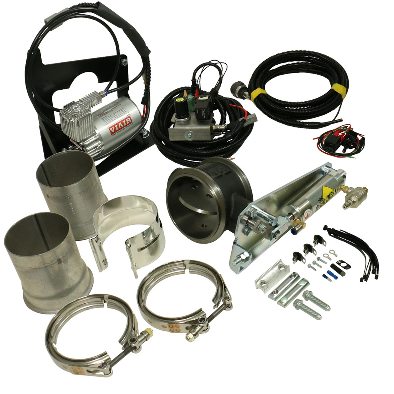 BD Diesel Performance 1027330 Brake-2006-2007 Dodge Air/Remote 4in